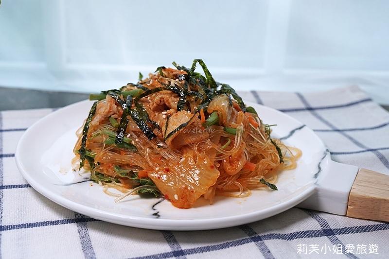 韓式泡菜豬肉冬粉