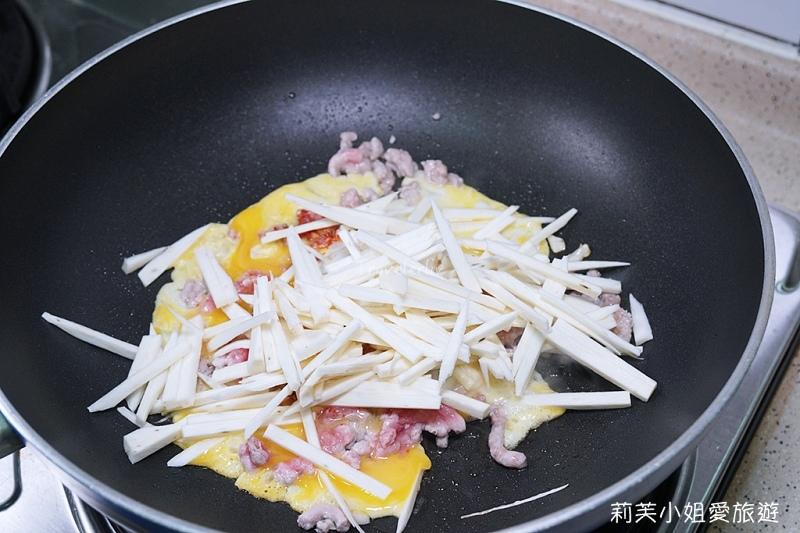 茭白筍炒肉
