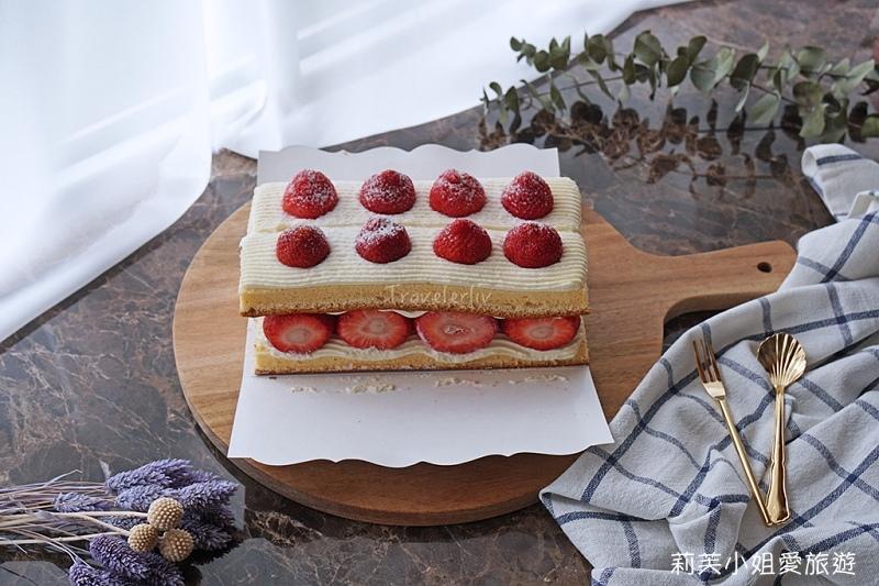 台北草莓蛋糕