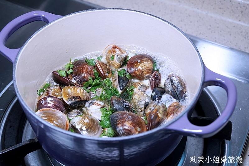 白酒蛤蠣義大利麵