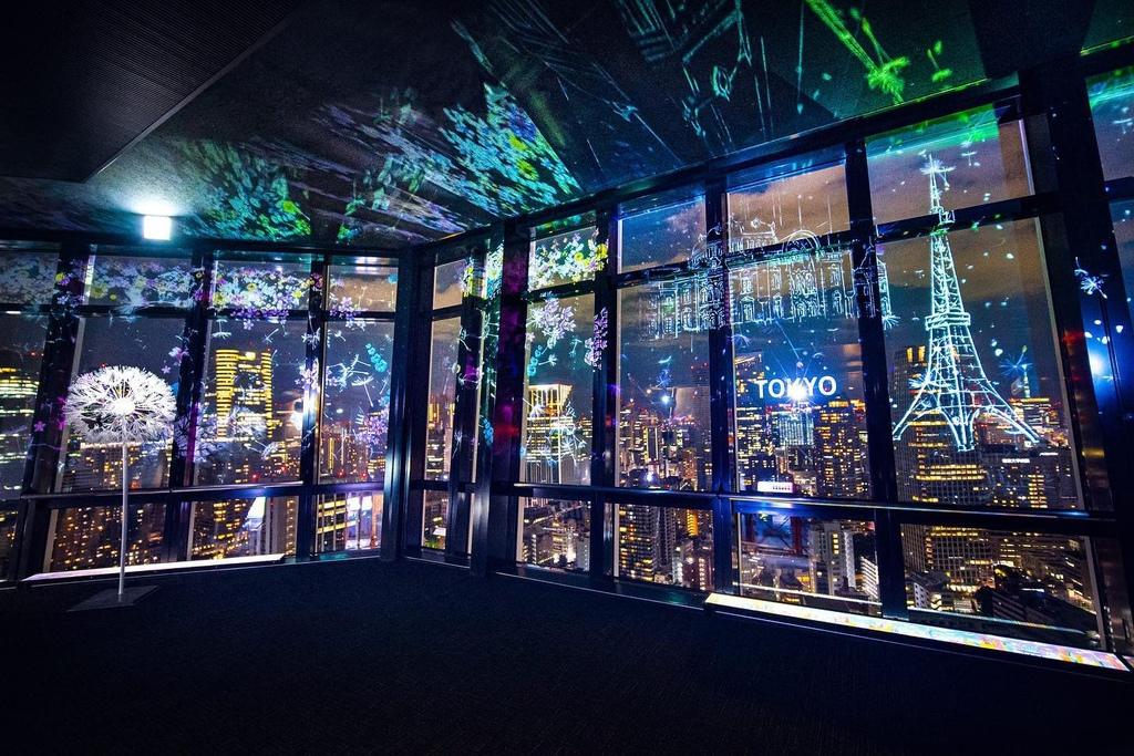 東京鐵塔聖誕節