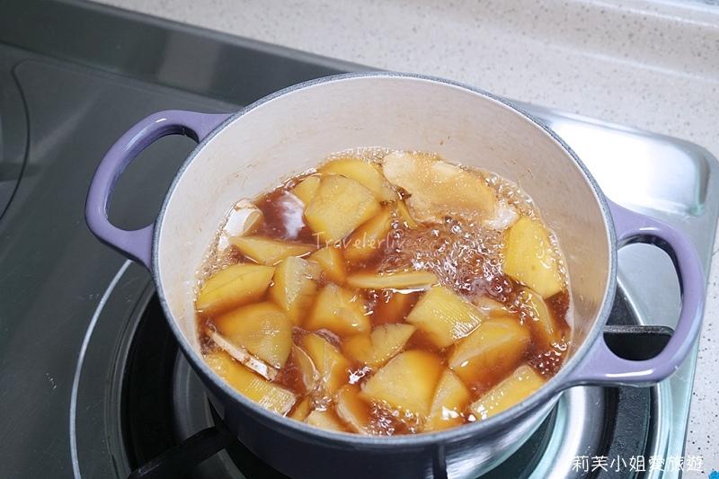 黑糖薑汁地瓜湯