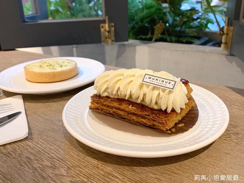 無二法式甜點