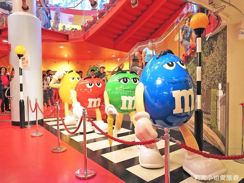 MM 倫敦巧克力專賣店