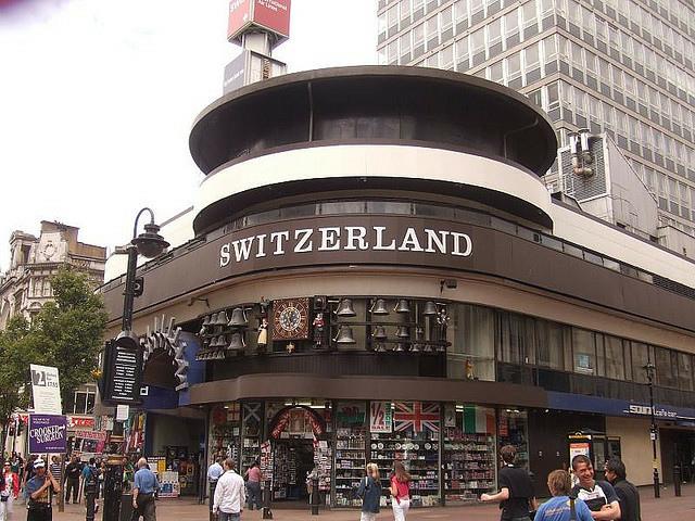 The Swiss Centre