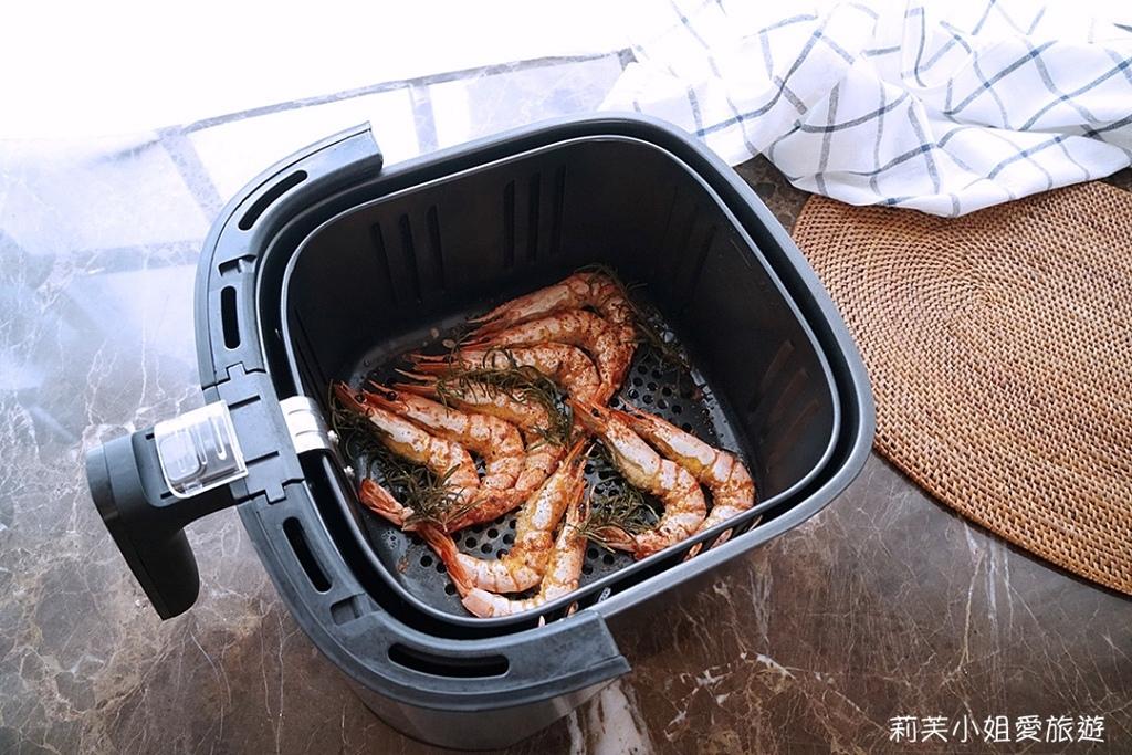 氣炸迷迭香鮮蝦