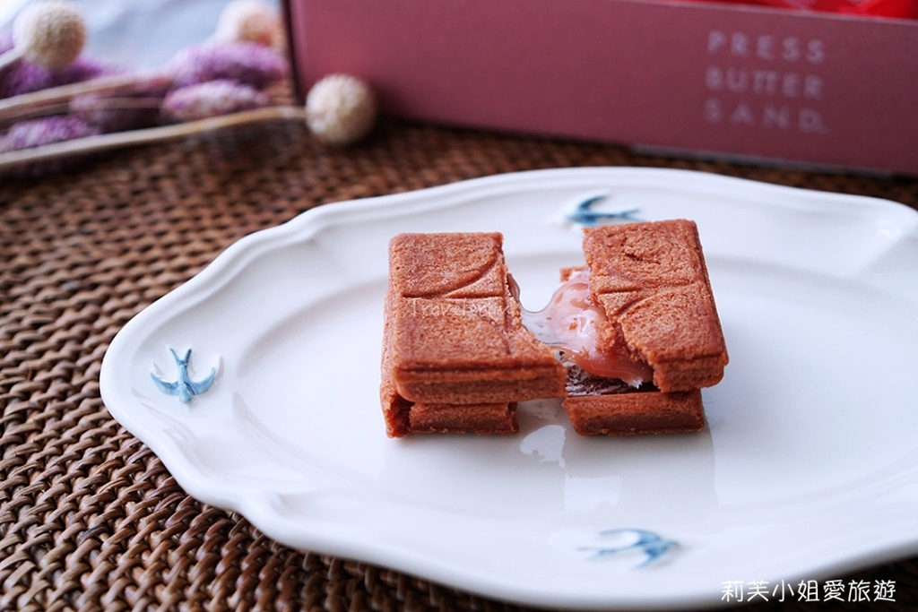 Press Butter Sand 草莓