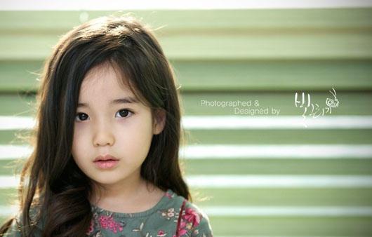 韓國超萌童星 : Aleyna Yiimaz 朴莉娜。