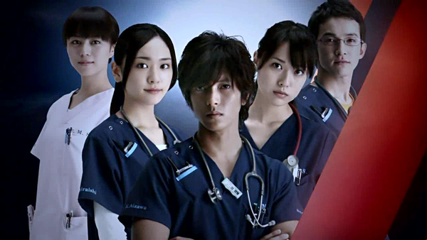 Code Blue Doctor-Heli緊急救命