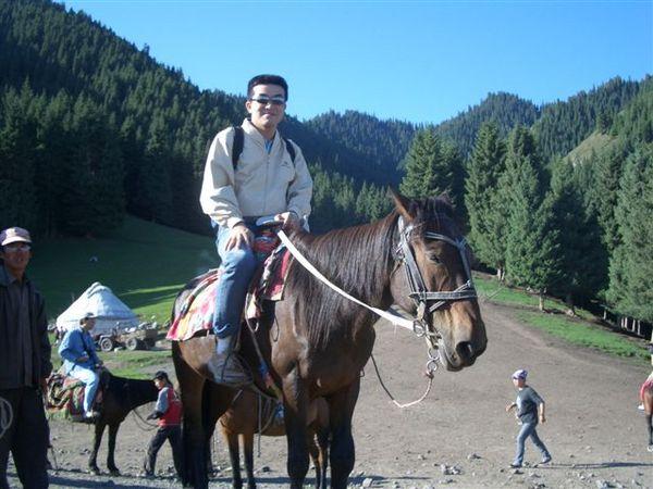南山牧場騎馬樂.JPG