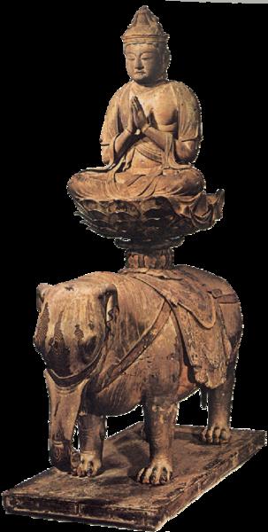 303px-Samantabhadra_statue.png