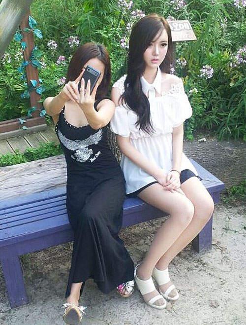 韓國正翻娃娃女10