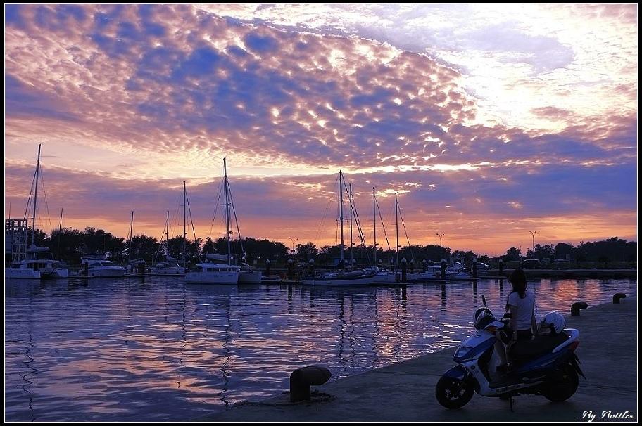 安平遊艇港碼頭