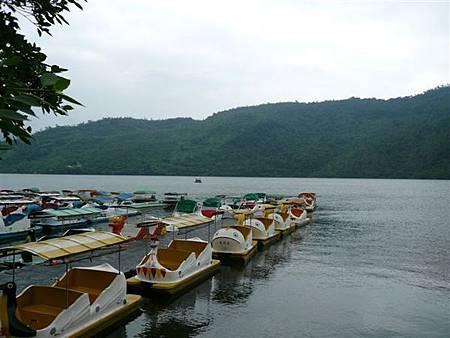 鯉魚潭風景2