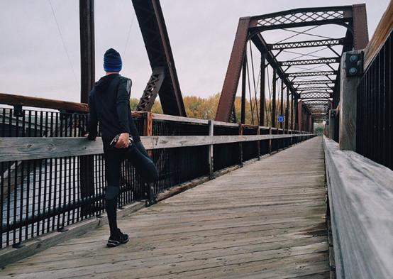 冬季慢跑服裝1