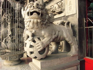 土城神農廟母獅.jpg