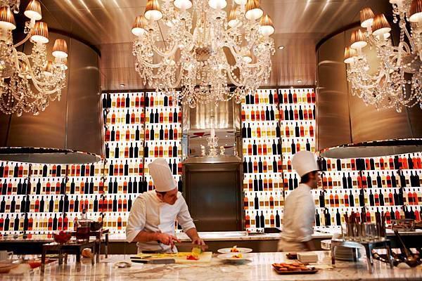 Le Royal Monceau Raffles Paris - Restaurant Francais La Cuisine 3