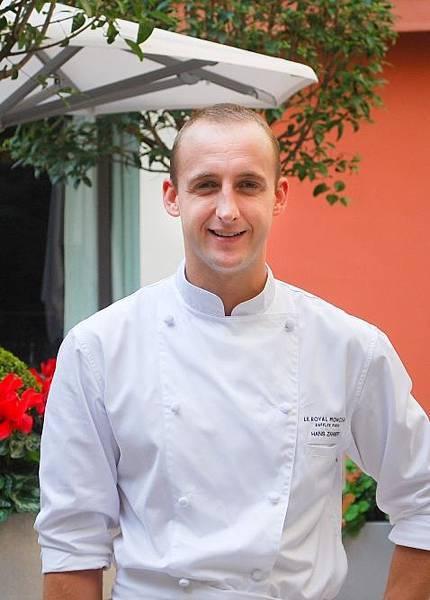 Chef Hans Zahner - Restaurant La Cuisine (1)