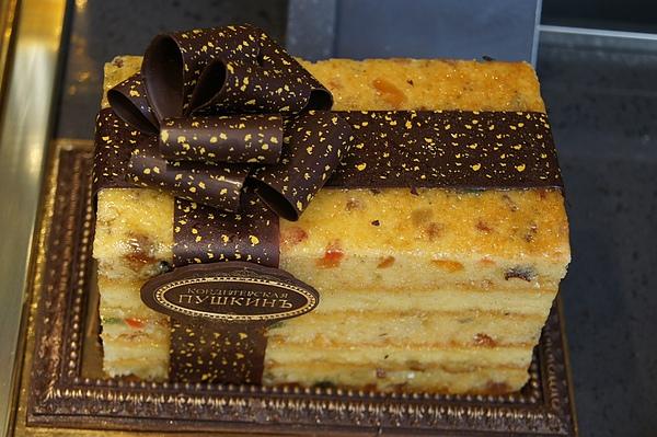 蛋糕-巧克力緞帶.JPG