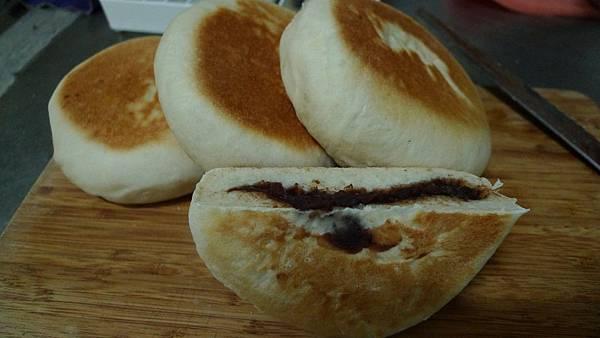 豆沙烙餅-孟老師版