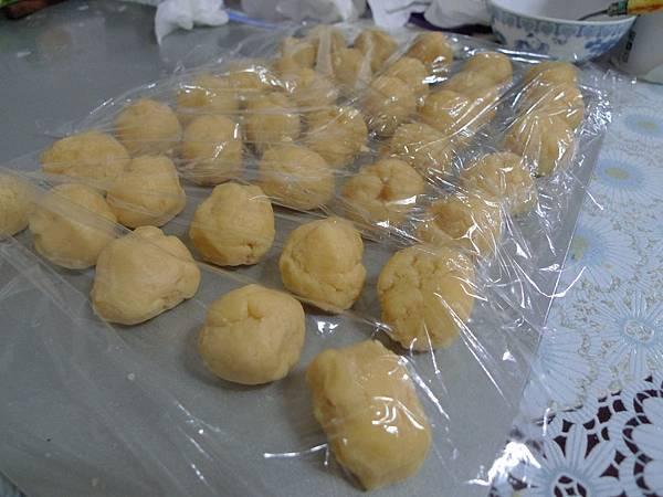 鳳梨酥餅皮