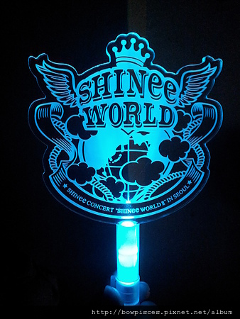 SHINee手燈