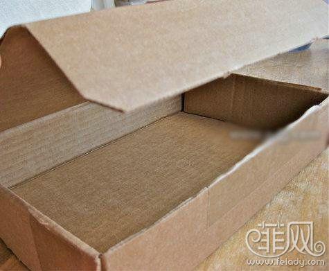 自製書卷式收納盒實用又簡單又省錢!3.