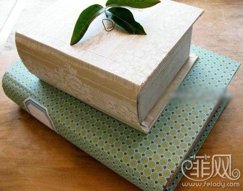 自製書卷式收納盒實用又簡單又省錢!7.