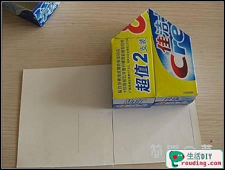 牙膏盒大變身為精美筆筒和收納盒12.