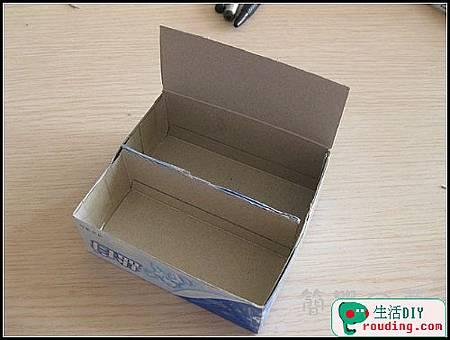 牙膏盒大變身為精美筆筒和收納盒11.