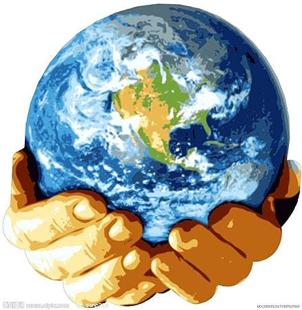 保護地球圖片