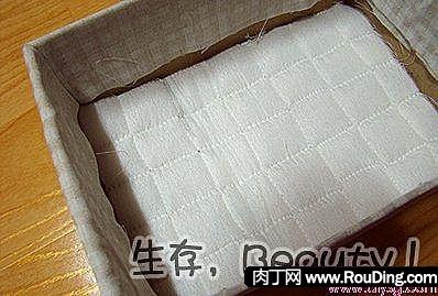 公主風收納盒製作7.