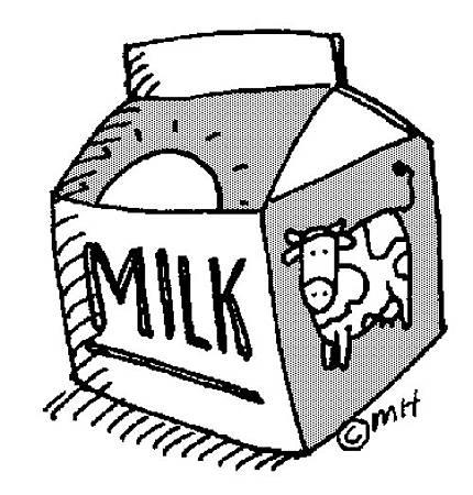 牛奶盒图画-nb14616