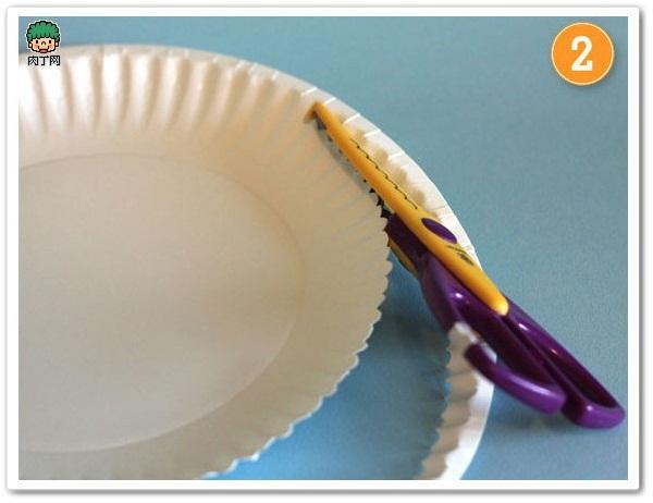 蛋糕小紙盤變身家居收納用品3.