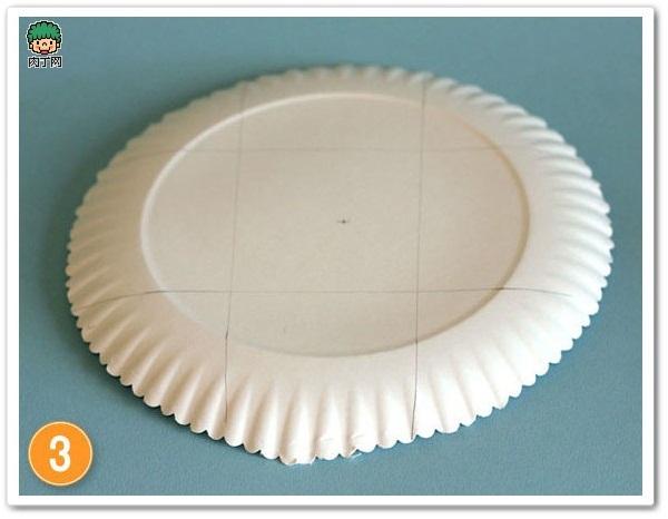 蛋糕小紙盤變身家居收納用品4.