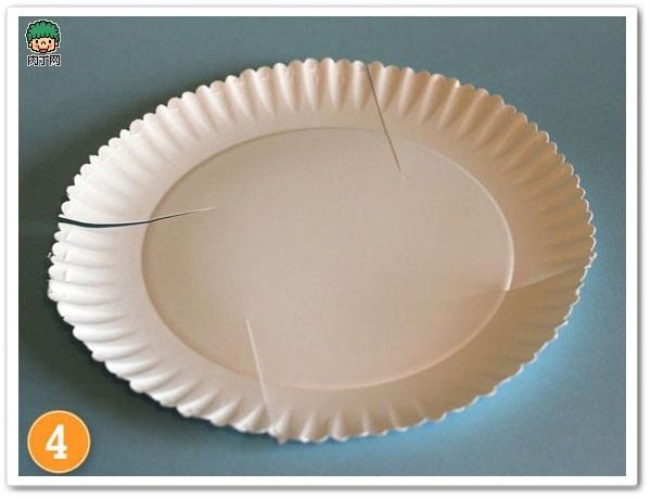 蛋糕小紙盤變身家居收納用品5.