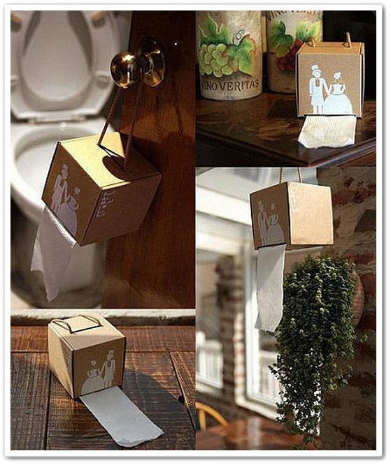 用瓦楞紙板自製diy紙抽盒2.