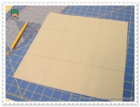DIY布藝收納盒6