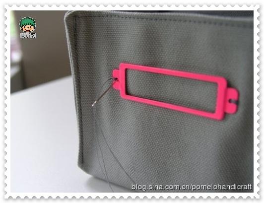 DIY布藝收納盒18