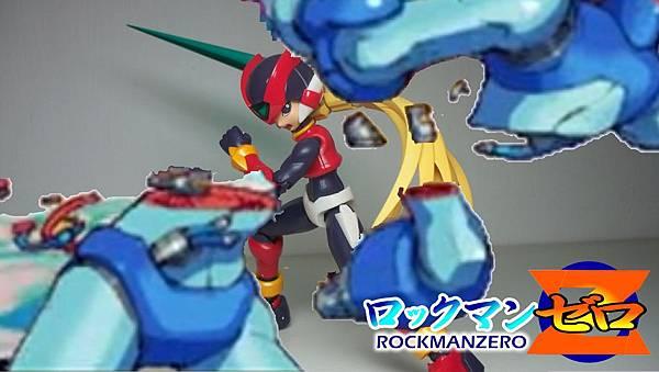 rockman zero