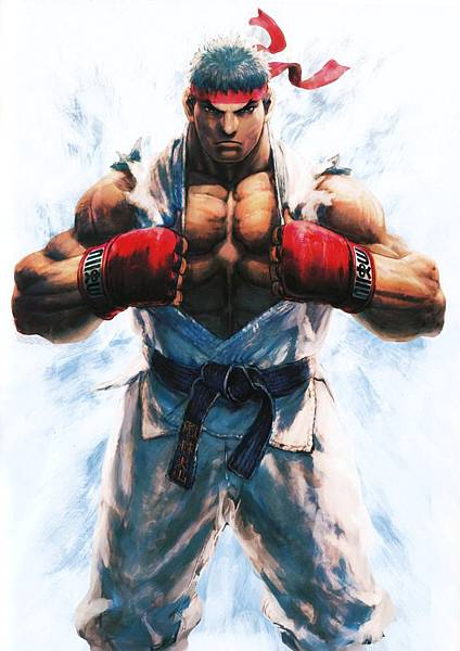 ryu-completeworks-sf4
