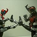 Rider Kick vs Rider Kick
