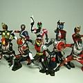 平成假面騎士十年祭 第二彈 Kamen Ride系列