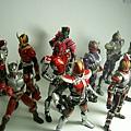 平成假面騎士十年祭 第三彈 Final Form Ride系列