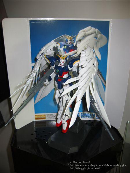 wing gundam zero 1