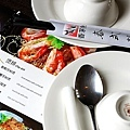 餐具與menu