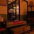 店內,舊菜櫥
