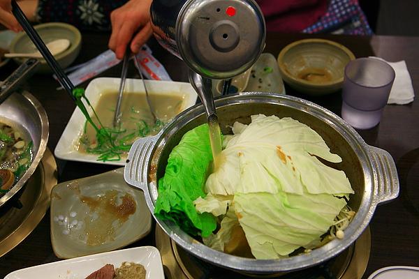 餐,花雕雞第二吃,火鍋.JPG