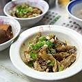 骨肉、魯蛋、魯豆腐、豬腸