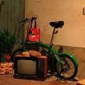 電視機與小折